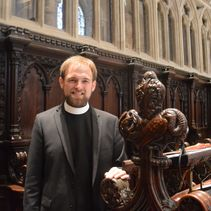 New Precentor at Cathedral