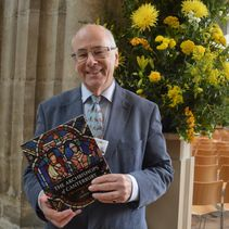 Local author documents the Archbishops of Canterbury and their colourful characters.