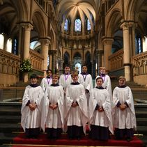 Choristers admitted as auditions are announced for new members