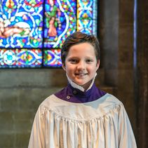 Chorister to sing in final of BBC competition (post)