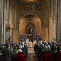 Cathedral worship statistics (post)