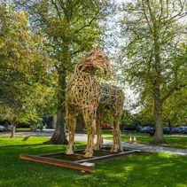 Canterbury War Horse