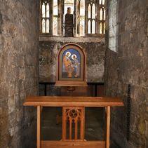 Blessing for new Prayer Station