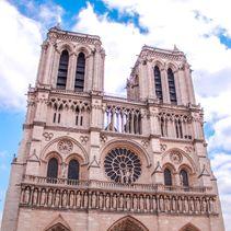 A Prayer for Cathédrale Notre-Dame de Paris