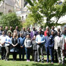 Seminarians/New Clergy