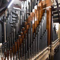 New Organ Installed