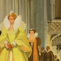 The reign of Elizabeth I: The Queen's visit to Canterbury in 1573