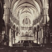 The Victorian Cathedral Buildings: George Austin Jr photographs