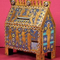 Two Thomases: Hereford's Becket Reliquary