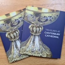 New book explores Canterbury Cathedral's treasures