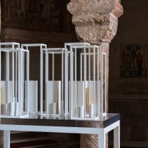 Edmund de Waal's work installed in Cathedral for Passover and Holy Week