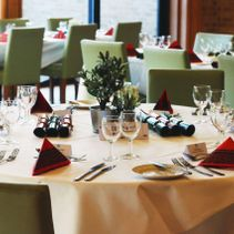 The Friends of Canterbury Cathedral Christmas Dinner