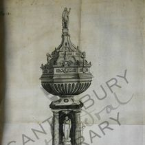 'Observing by the way': the story of Canterbury Cathedral's font