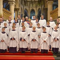 Cathedral Choir sings at special service