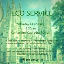 Canterbury's Eco Service