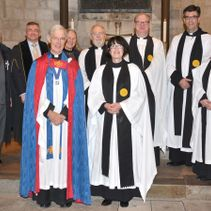 New Archdeacon of Canterbury