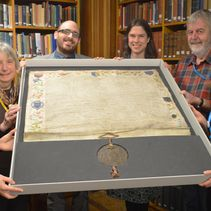 National recognition for Cathedral Archives (post)