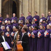 Wonderful performance of Handel's Messiah