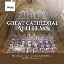 Girls and men of Cathedral Choir release new album