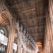 Cathedral exhibition extended