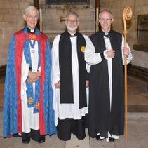 A New Canon Librarian For Canterbury