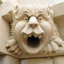 Gargoyles return to Canterbury