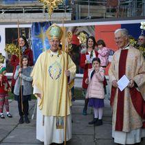 Christmas Day at Canterbury