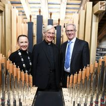 No stopping Cathedral's generous donors