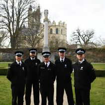 Cathedral Constable Attestation