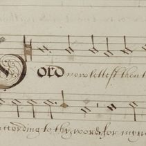 Music in the Collections of Canterbury Cathedral: Talk, Tour and Tea