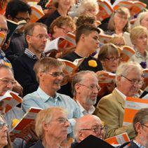 The Big FRIENDly Sing: Handel's Messiah