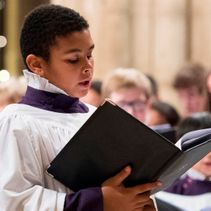 Become a Cathedral Chorister…