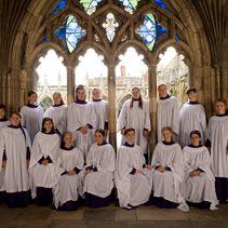 Cathedral Girls' Choir Sing in Lockdown