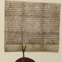 Canterbury Charters and the Cult of Thomas Becket: 1150-1300