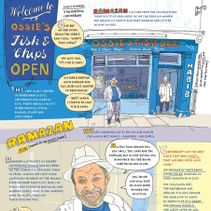Great British Fish and Chips Exhibition