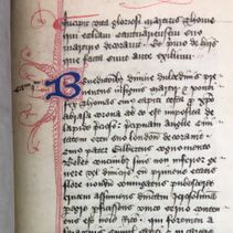 John Grandisson's Life of St Thomas Becket (picture-this)