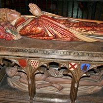 A Victorian Becket: the statue on Henry Chichele's tomb (picture-this)