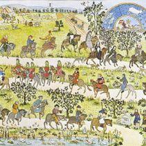 Medieval Pilgrimage: Faith, Fun, or Folly?