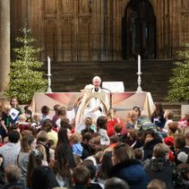 Canterbury Cathedral Children's Christmas Card Competition